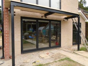 Clear View transforms Wakefield home with bi-folding and French doors