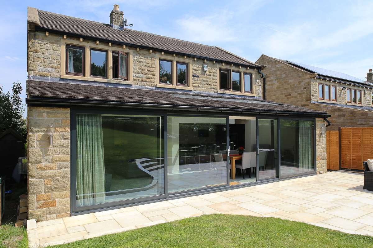 Bespoke Patio Sliding Doors Huddersfield