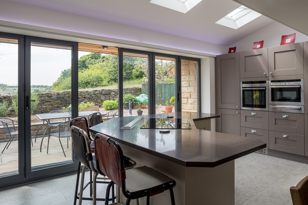 Sliding Rear Patio Doors & Locations | Clear View | Huddersfield | Leeds | Manchester ...