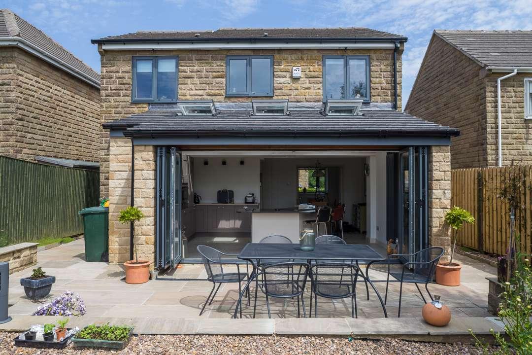 Bespoke Patio Window Project Huddersfield