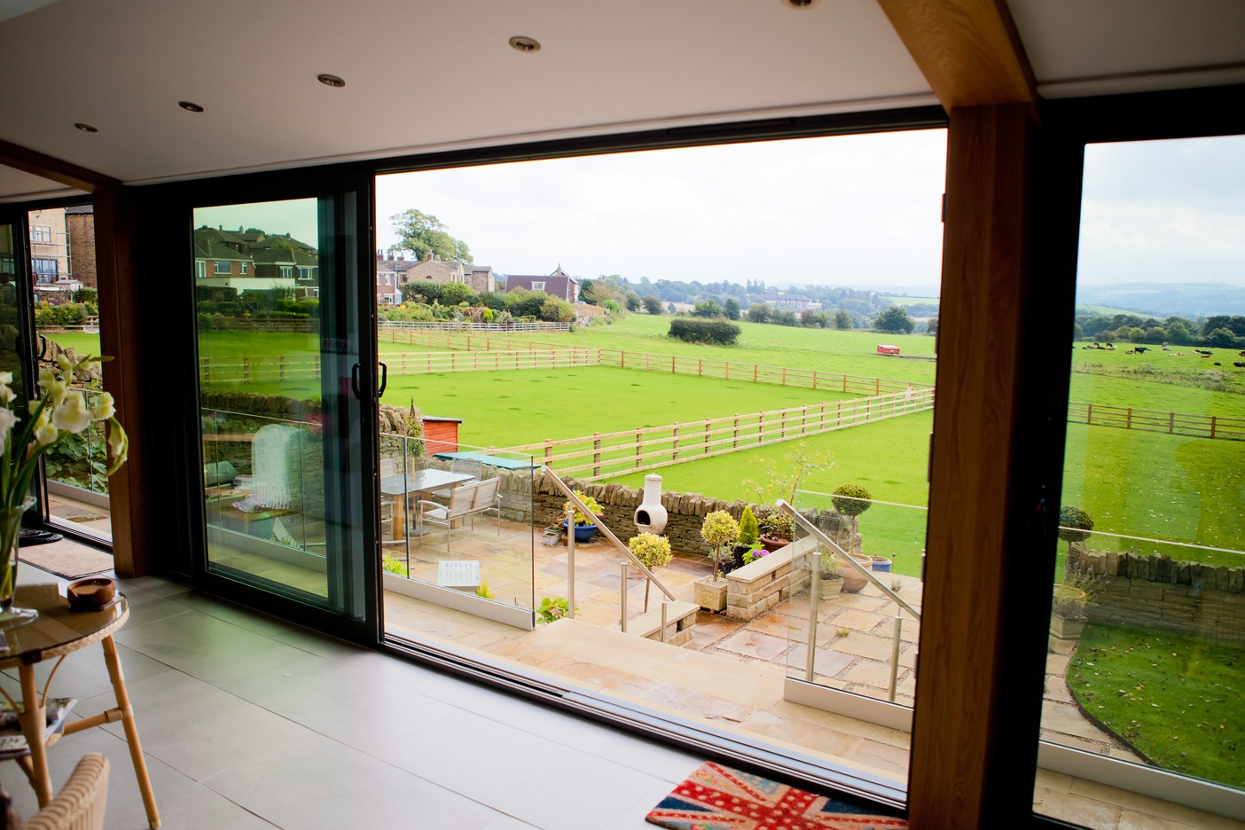 Sliding Doors Huddersfield & Clear View | Aluminium Doors | Aluminium Windows | Bi-Folding Doors ...