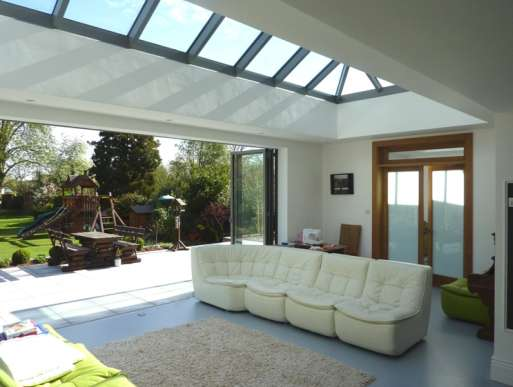 Gallery of Recent Projects & Roof System | Clear View | Aluminium | Roof Lights | Roof Lanterns