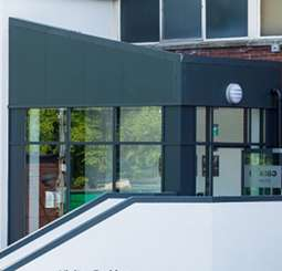 Aluminium Entrance Windows and Door