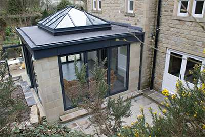 Roof Lantern and System in Yorkshire