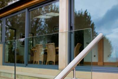 Clear View Slider Sliding Patio Doors