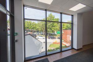 Commercial Full Length Aluminium Windows