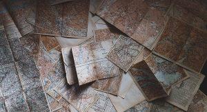 Antique Map Decors