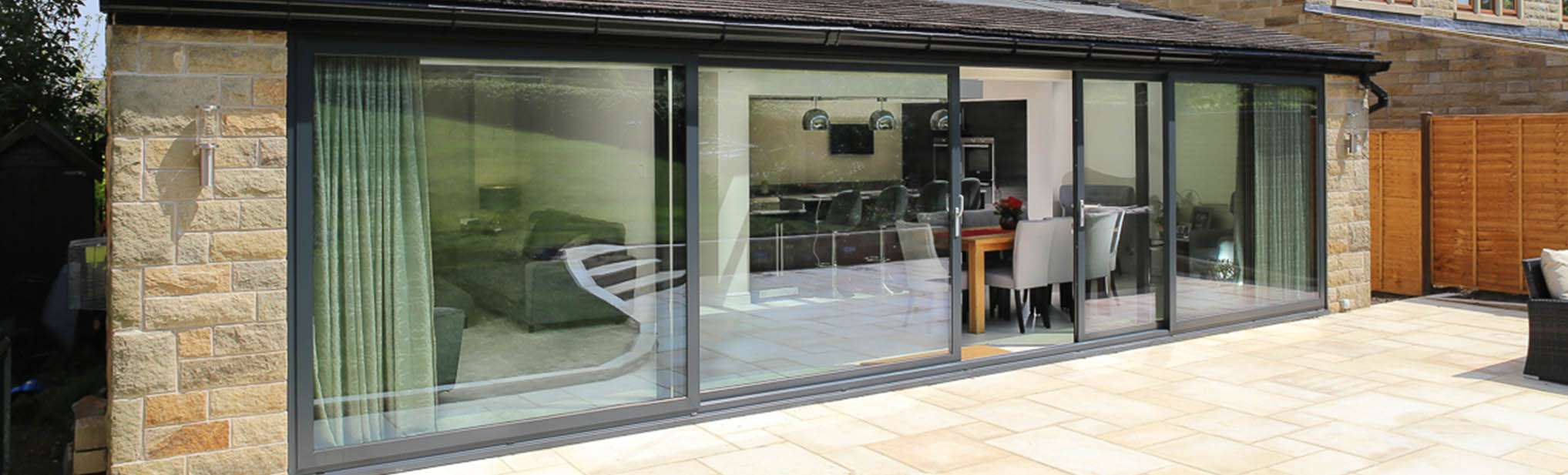 Sliding Doors Save Space And Have Increased Energy Efficiency