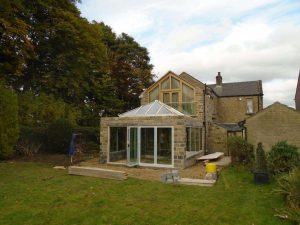 aluminium doors and windows for house extension