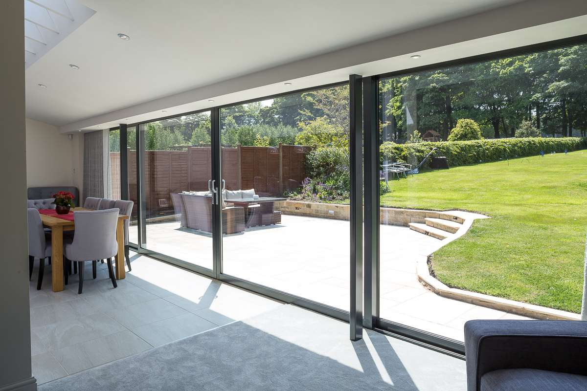 Bespoke Patio Sliding doors