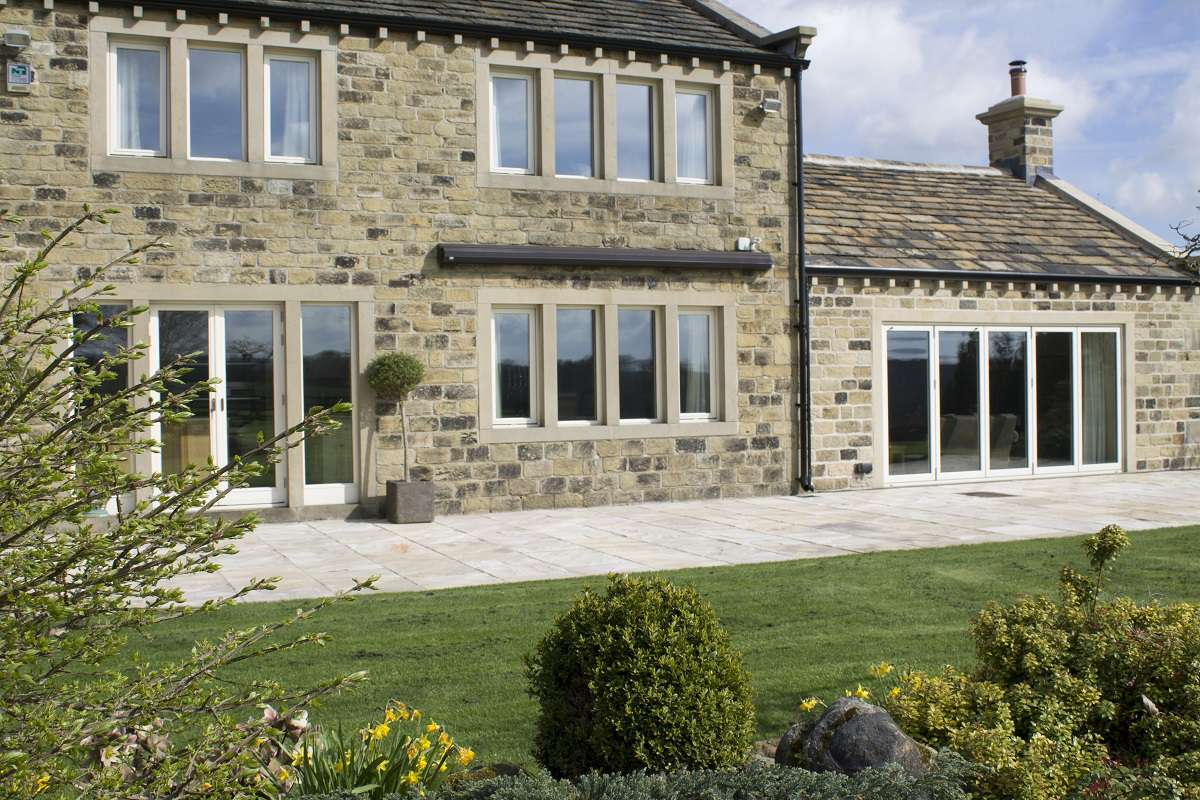 Bespoke Residential windows and Bi-Folding doors