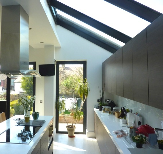 Mehdi Kitchen with Roof Lanterns