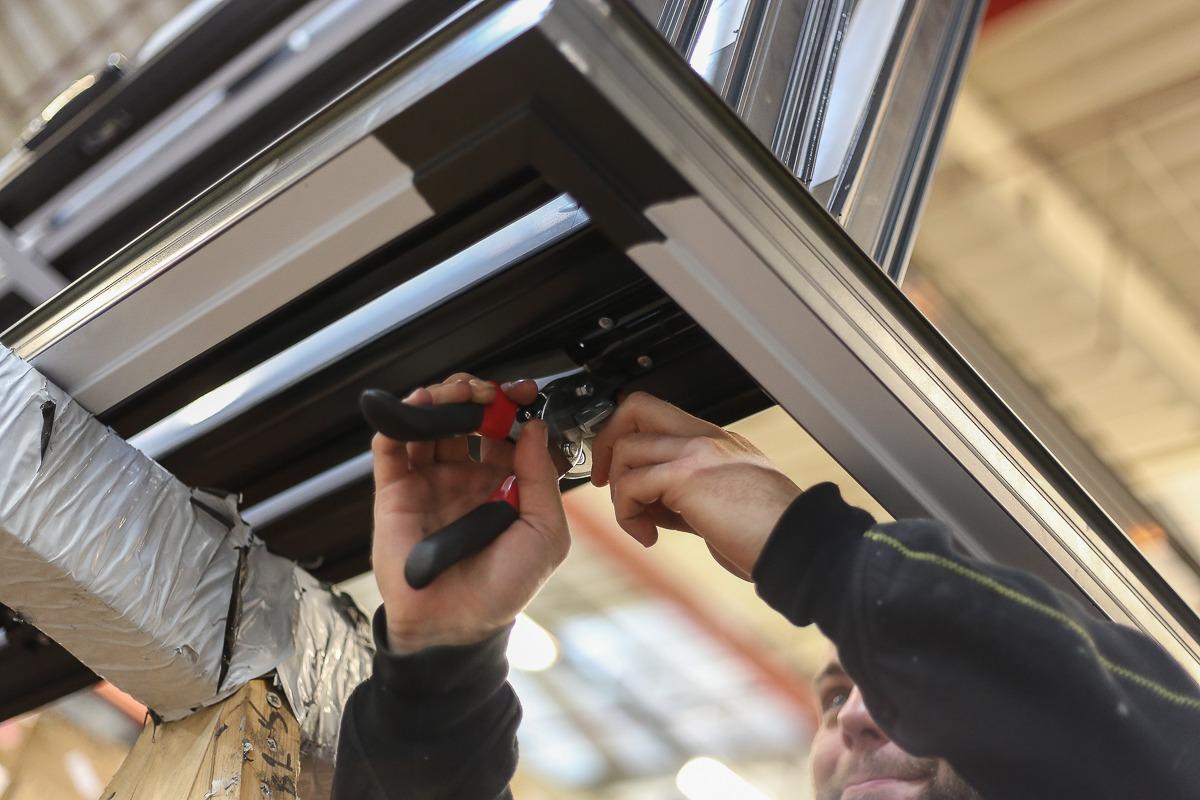 Aluminium Windows Fixtures