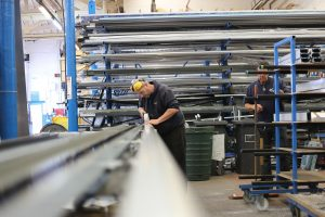 Clear View Manufacturing process Huddersfield