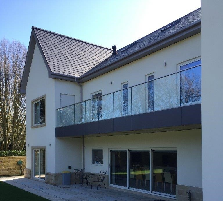 House in Wetherby transformed with new windows and doors & Case Studies | Customers | Aluminium | Windows | Doors | Bi-folding ...