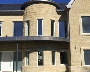 new doors and windows for extensive work at a residential property in Wetherby