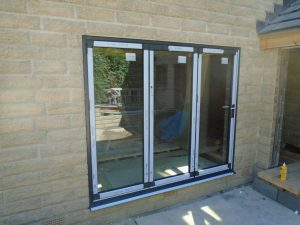 bifold doors for sheffield property company