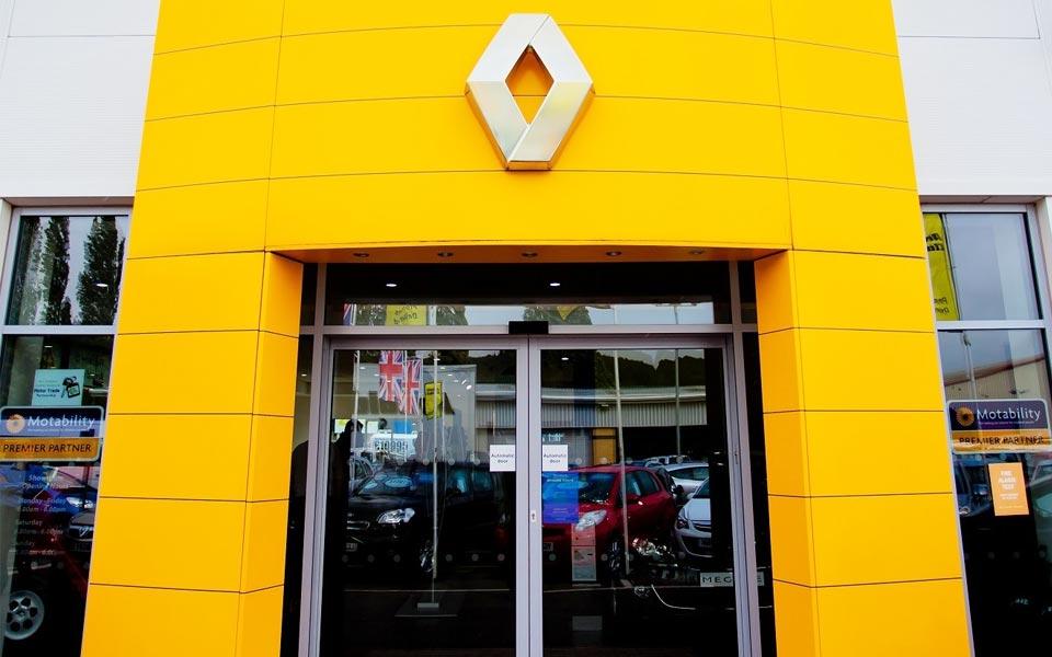 commercial front doors
