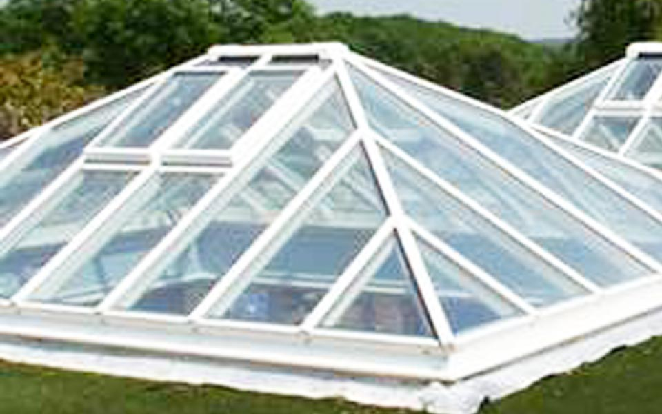 commercial roof lanterns