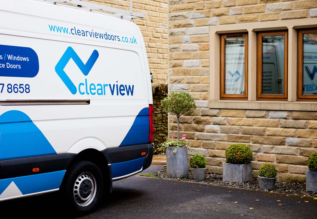 clearview installation