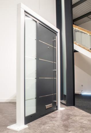 aluminium products showroom yorkshire