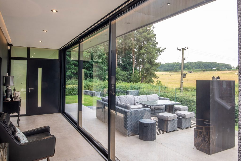 smart sliding doors by clearview