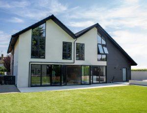 comprehensive aluminium door and window installation
